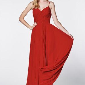 Sweetheart Neck Long Evening Dress CD7471
